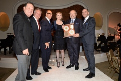 Beverly Hills Synagogue Annual Gala honoring Irena and George Schaefer, Beverly Hills Hotel (03/26/17)