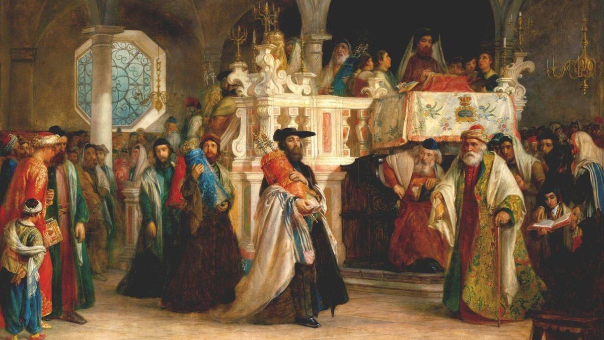 THE SECRET OF SIMCHAT TORAH REVEALED