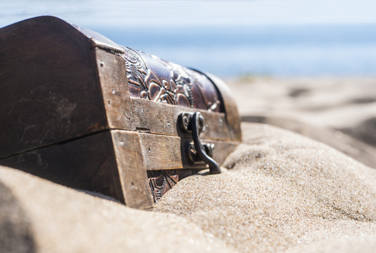 FINDING YOUR BURIED TREASURE (PODCAST)